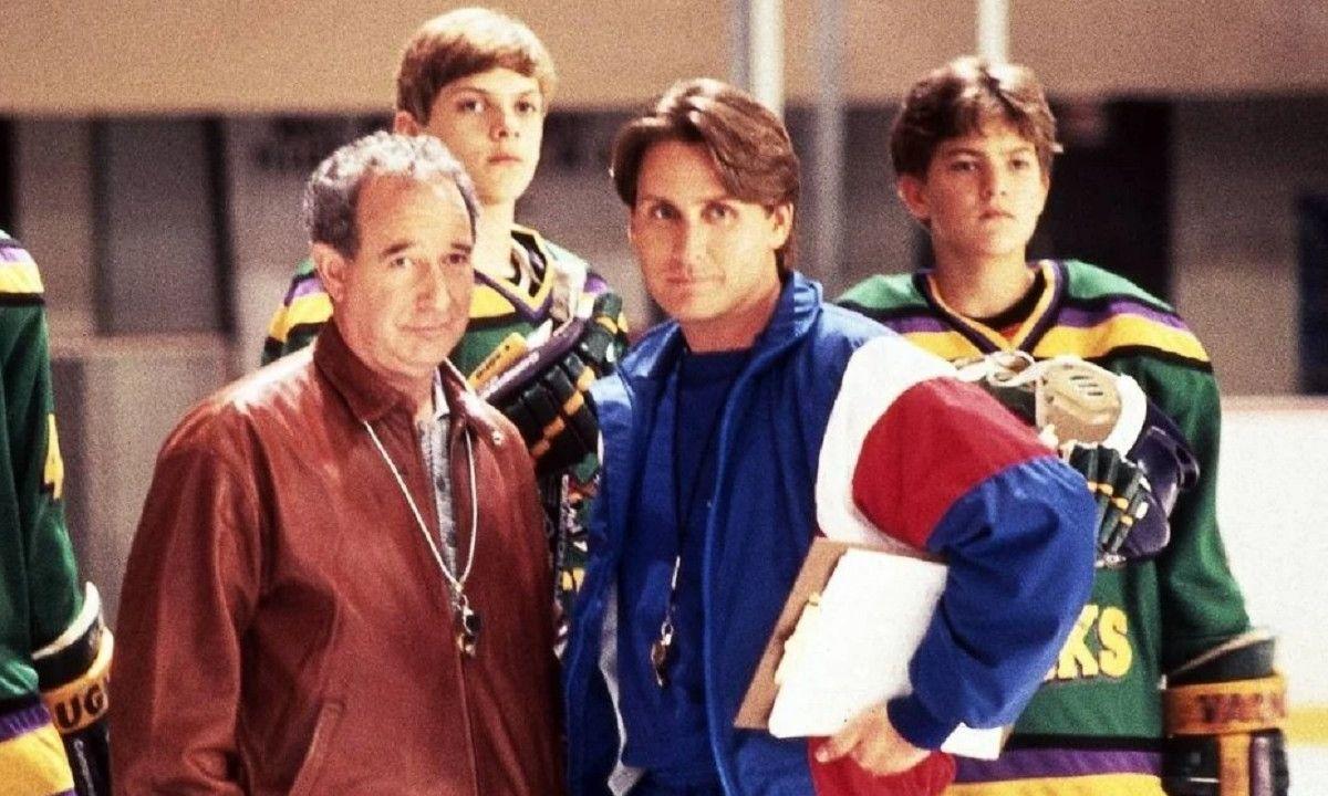 Emilio Estevez The Mighty Duck Serie