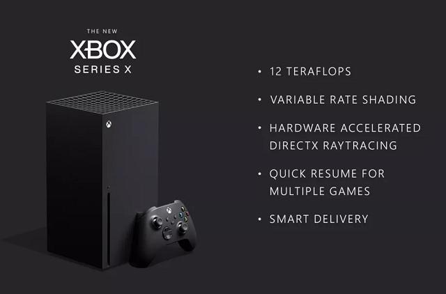 Especificaciones Xbox Series X