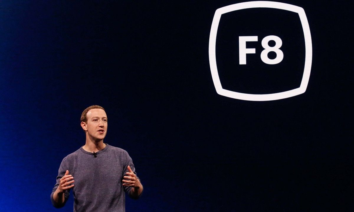 Facebook Cancela F8