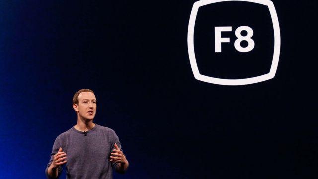 Facebook Cancela F8