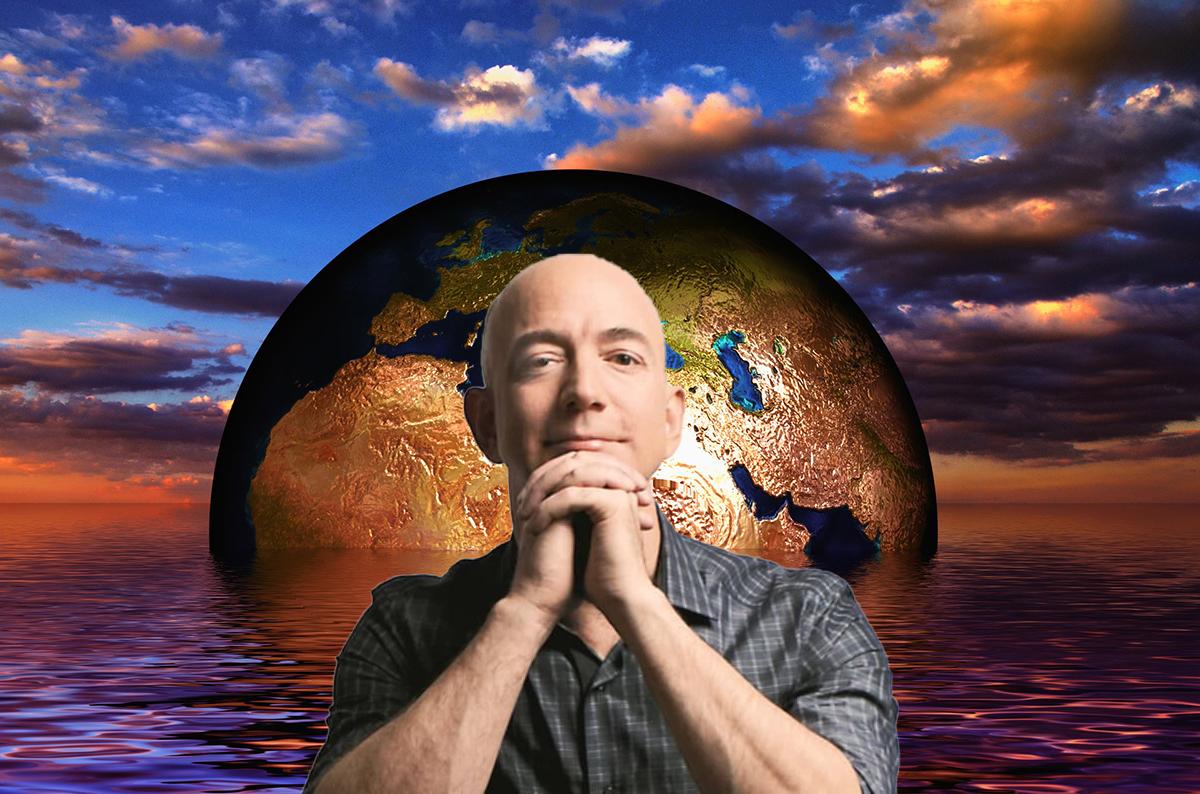 Fondo Jeff Bezos Cambio Climático