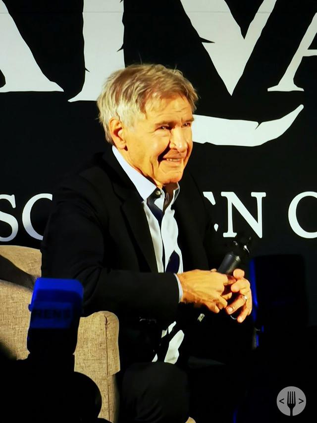 Harrison Ford en Mèxico