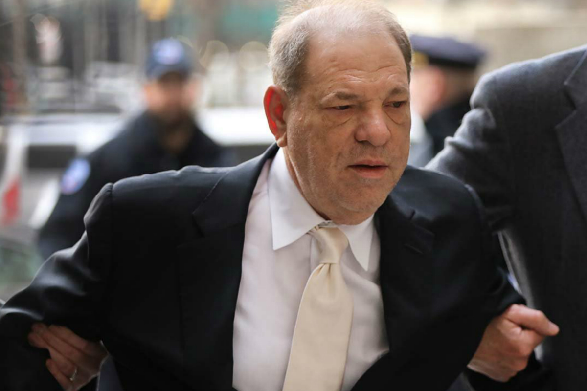 Harvey Weinstein Culpable Nueva York