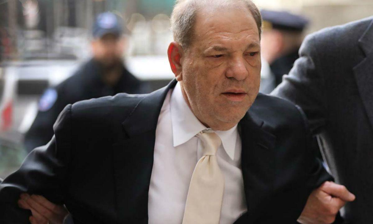 Harvey Weinstein Culpable Nueva York