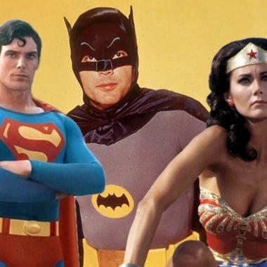 Liga de la Justicia Personajes 70