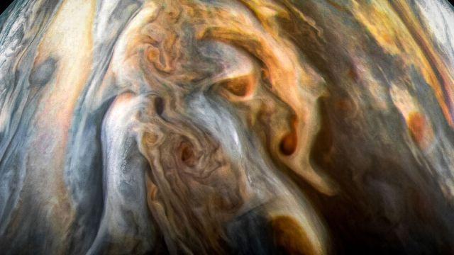 Descubre agua Júpiter