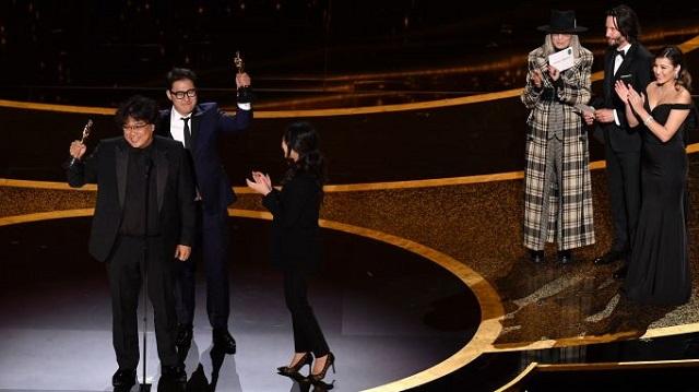 Parasite Mejor Película Oscar 2020