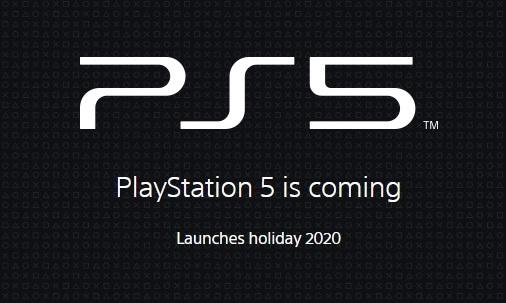 PlayStation 5 Sitio Web