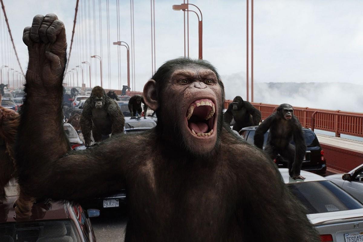 Reinicio Franquicia Planet of the Apes