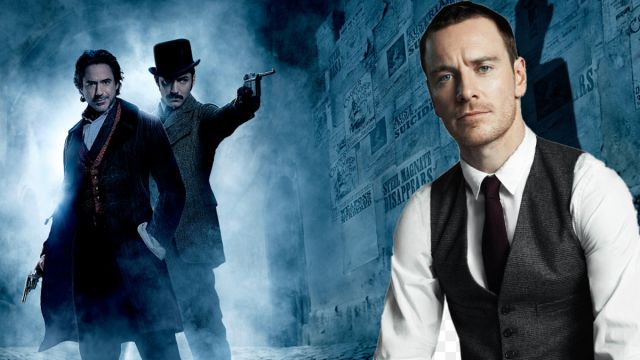 Sherlock Holmes 3 Michael Fassbender
