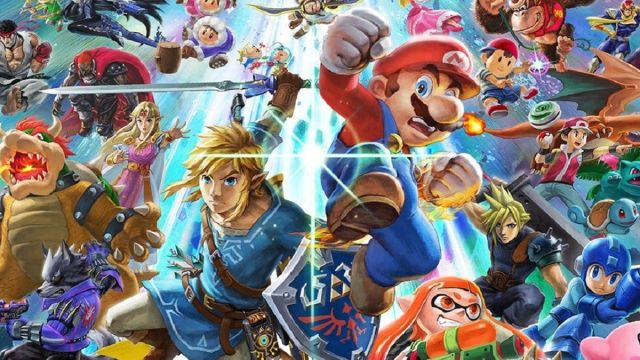 Super Smash Bros Ultimate Ultimos Personajes