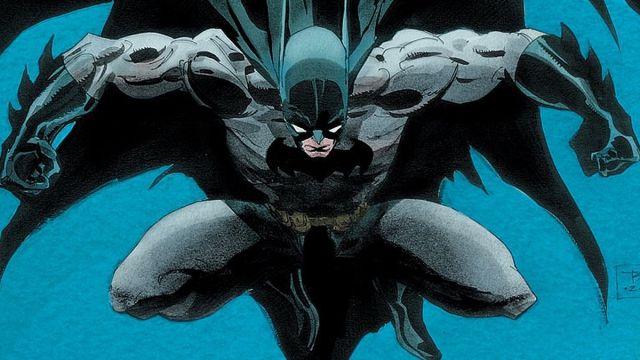 The Batman The Long Halloween Comic