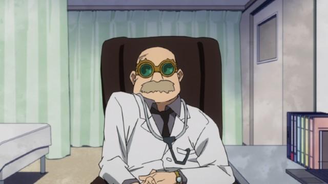 My Hero Academia China Segunda Guerra Mundial Dr. Ujiko