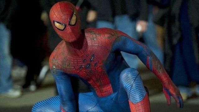 Andrew Garfield Spider-Man Spiderverse