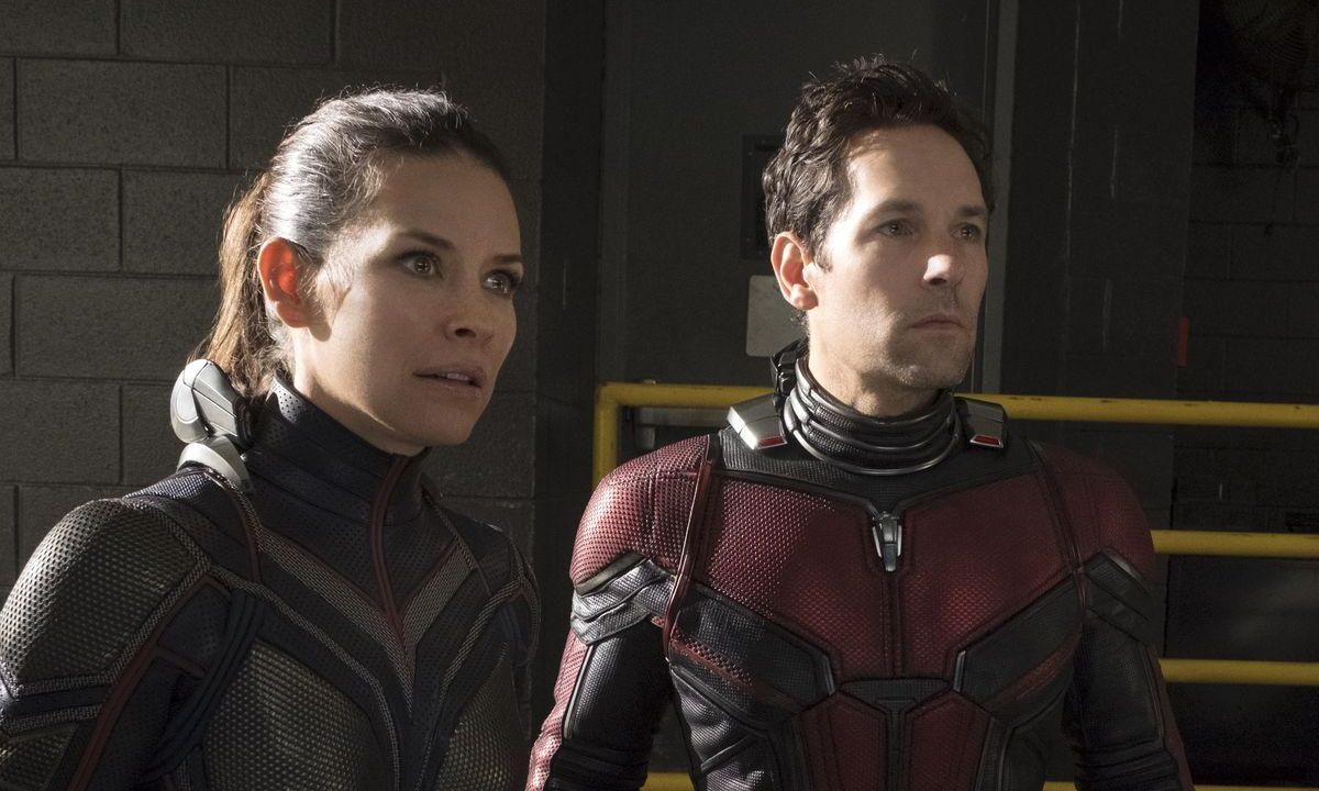 Ant Man 3 Evangeline Lilly