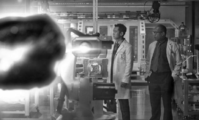 Atom Justice League Snyder Cut