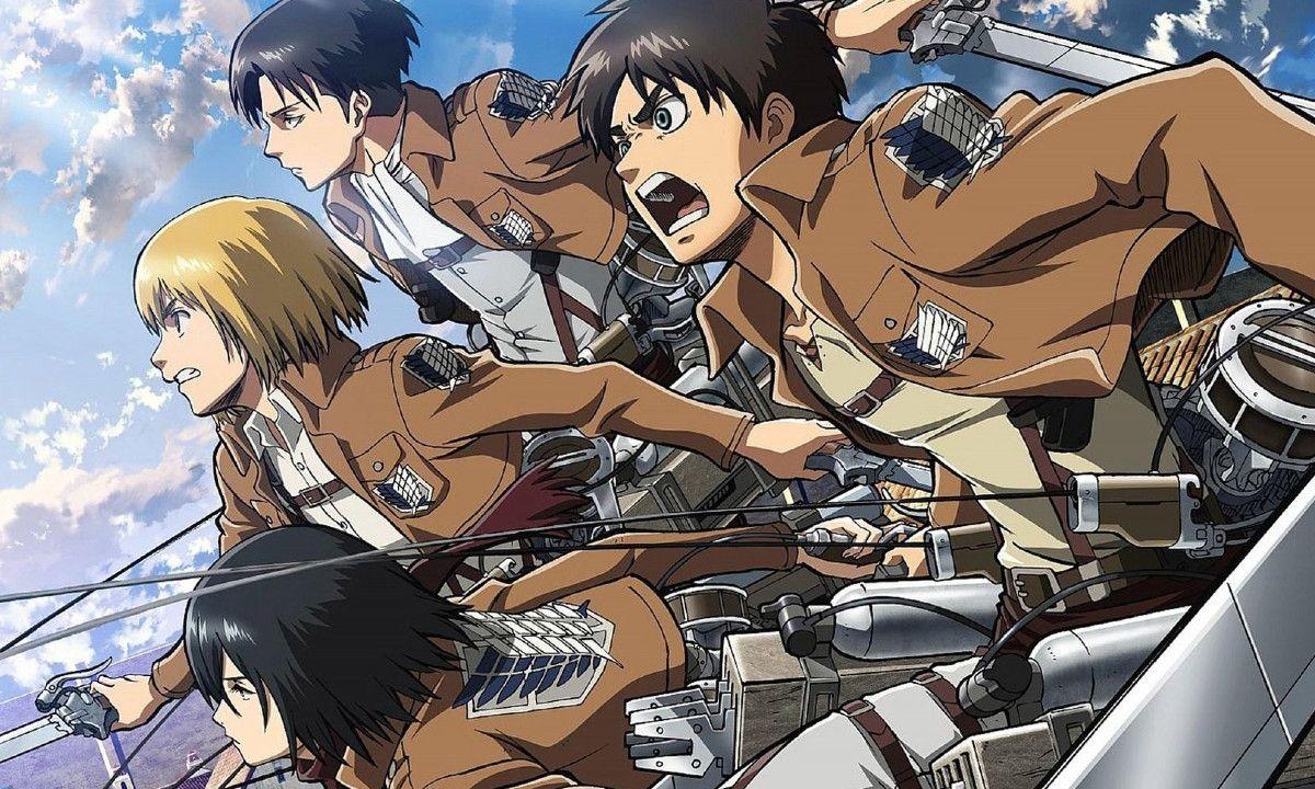 Attack on Titan Shingeki no Kyojin (1)