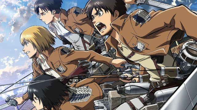 Attack on Titan Shingeki no Kyojin (1)