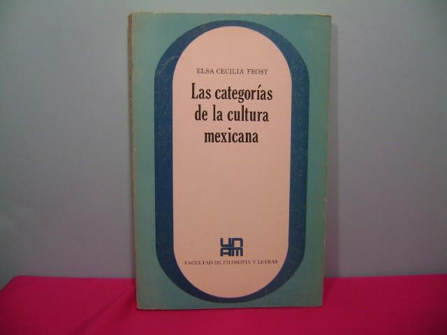 Elsa Cecilia Frost Categorías Cultua México