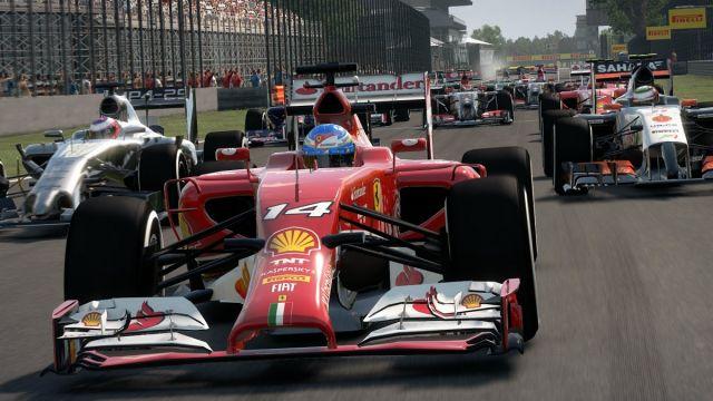 Fórmula 1 Codemasters