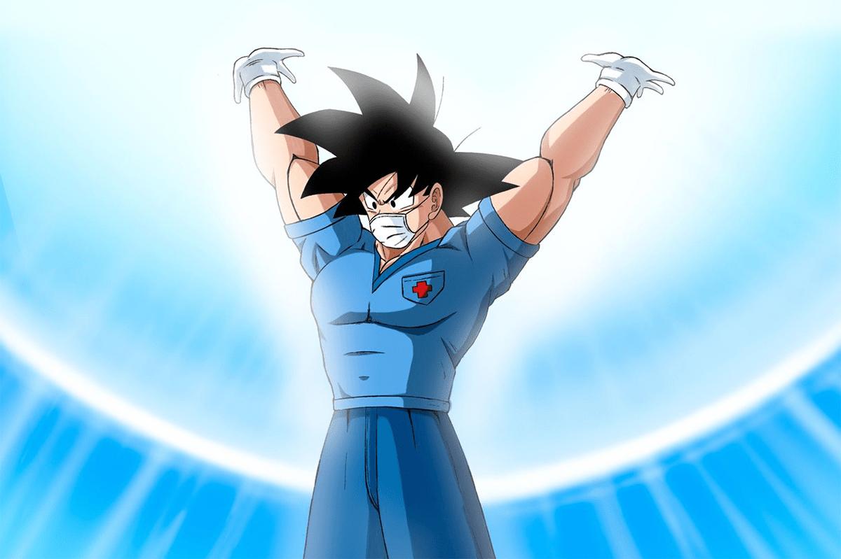 Goku Coronavirus