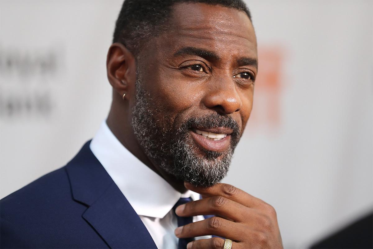 Idris Elba da positivo por COVID-19