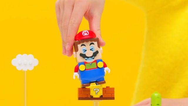 Nuevo Set Lego Mario Bros