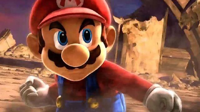 Super Smash Bros Mario Shigueru Miyamoto