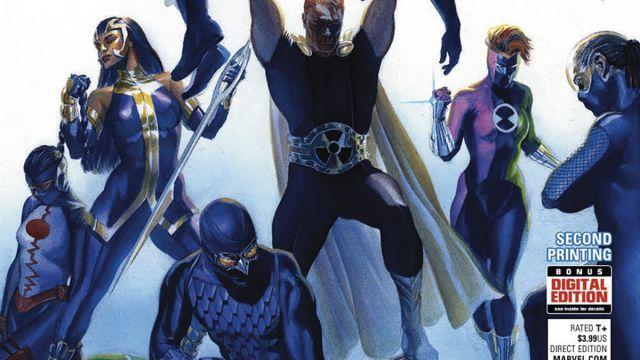 Supreme eSquad, la liga de la justicia de Marvel
