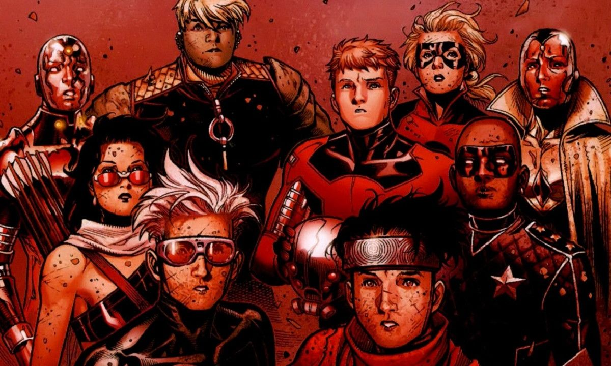 Young Avengers Ant-Man 3