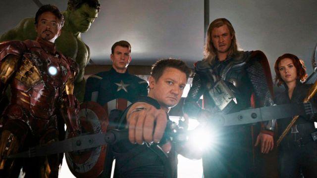 Avengers-Equipo Original