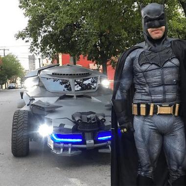 Batman de Monterrey
