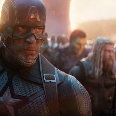 Chris Evans Capitán América Endgame