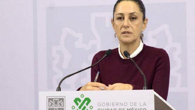 Claudia Sheinbaum CDMX