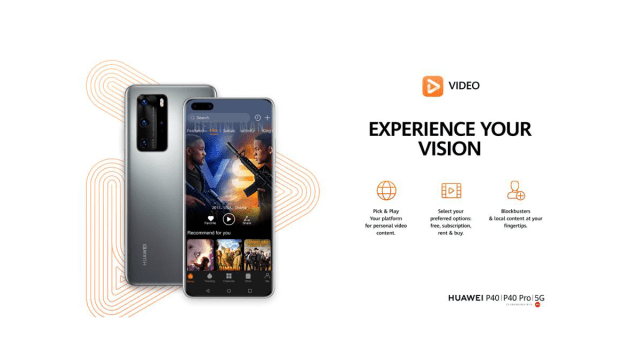 Huawei Video