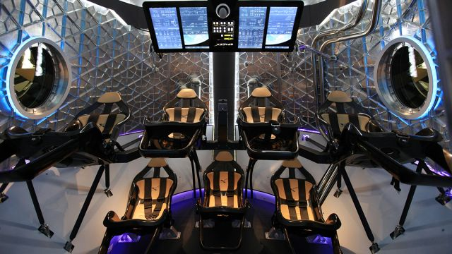 Interior Crew Drango 2