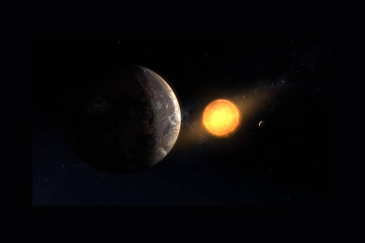Descubren un planeta que sería el más parecido a la Tierra
