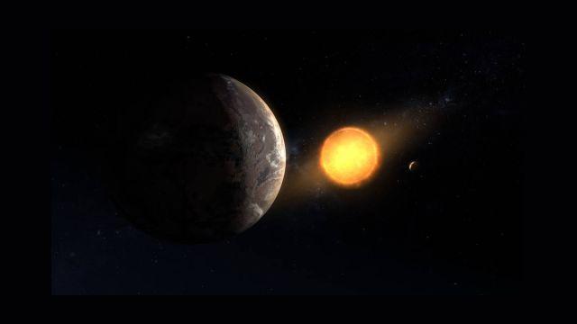 NASA Planeta Kepler