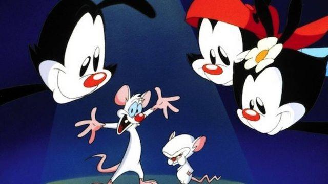 Pinky y Cerebro Animaniacs