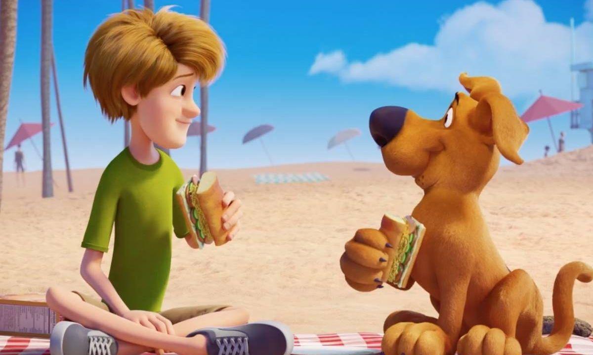 Scoobs Scooby Doo Trailer