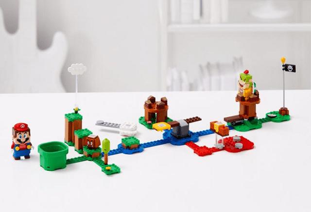 Set Lego Mario