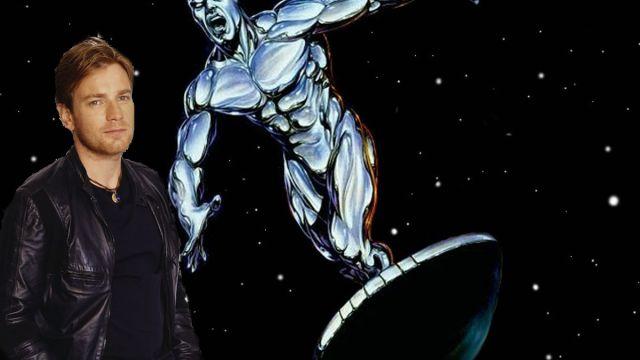 Silver Surfer Ewan McGregor