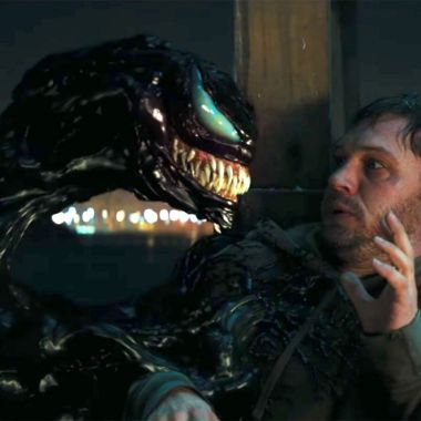 Simbionte Venom Vida Real
