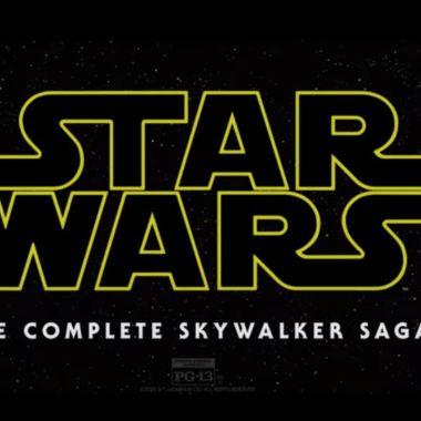 Star Wars The Complete Skywalker Saga