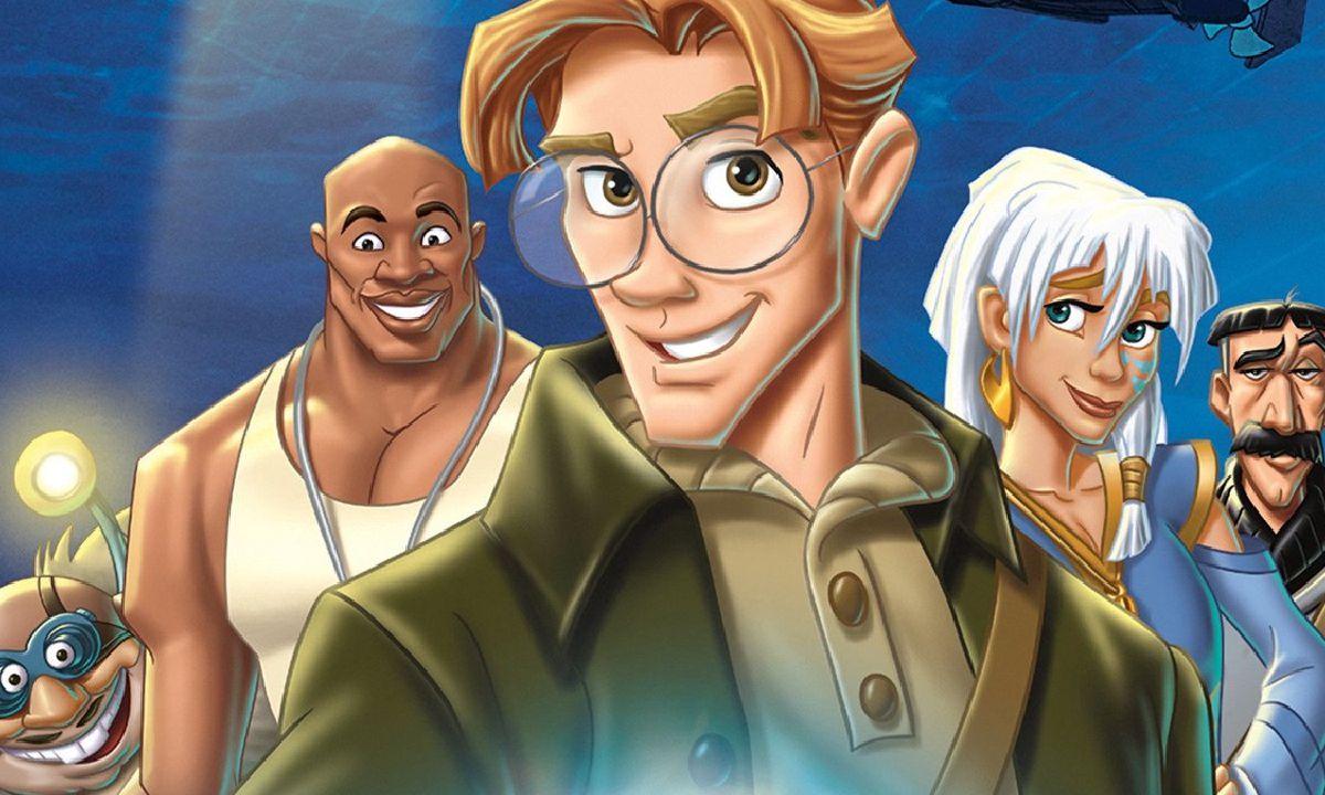 Atlantis Live Action Disney