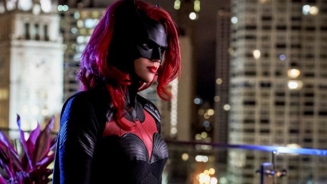 Batwoman Series Ruby Rose