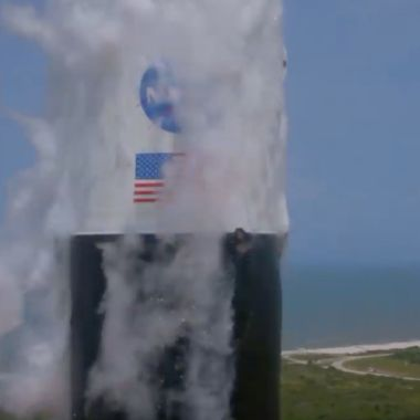 Falcon 9 SpaceX NASA