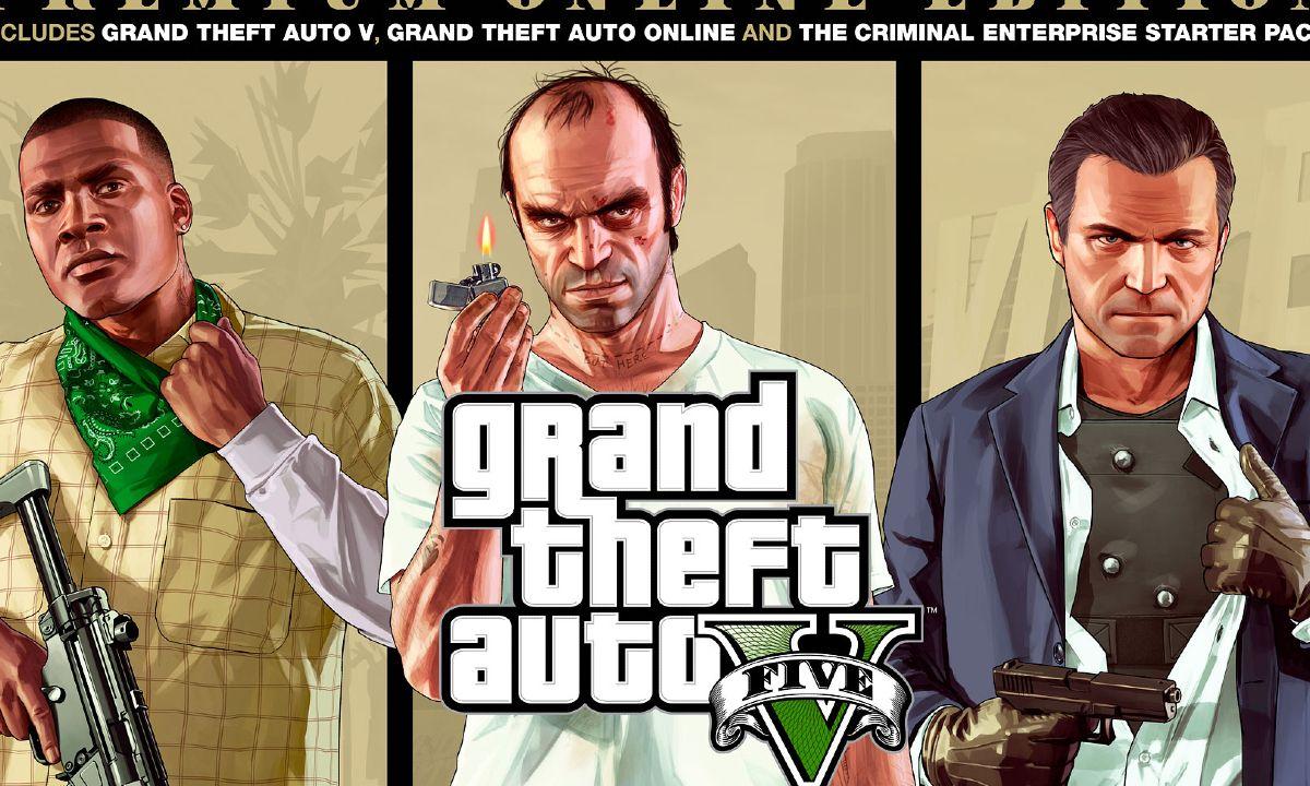 Grand Theft Auto V Gratis