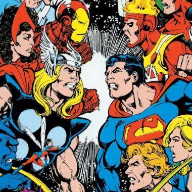 Imagen JLA Avengers 5 Mayo 2020
