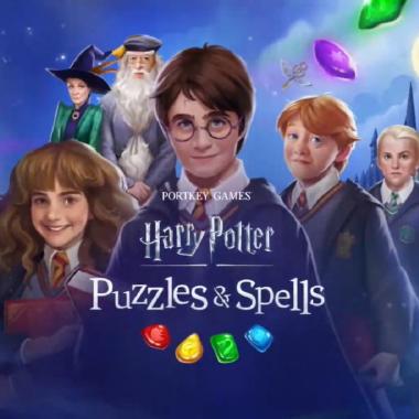 Nuevo Juegos Harry Potter Puzzles & Spells
